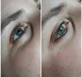 Permanent Make up eyeliner onder