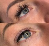 eyeliner bovenzijde