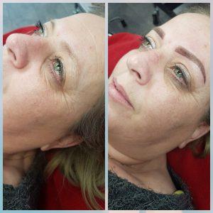 Permanent Make Up Powder Brows