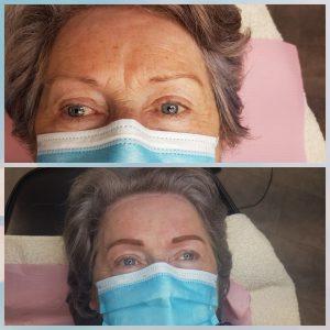 Permanent Make up: Powder Brows